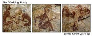 6000 Year Old Comic