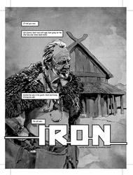 IRON Cenric p01 by JonathanWyke