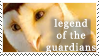legend of the guardians stamp