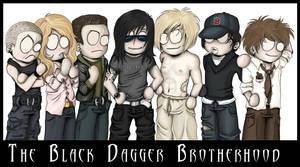 Chibi Black Dagger Brotherhood