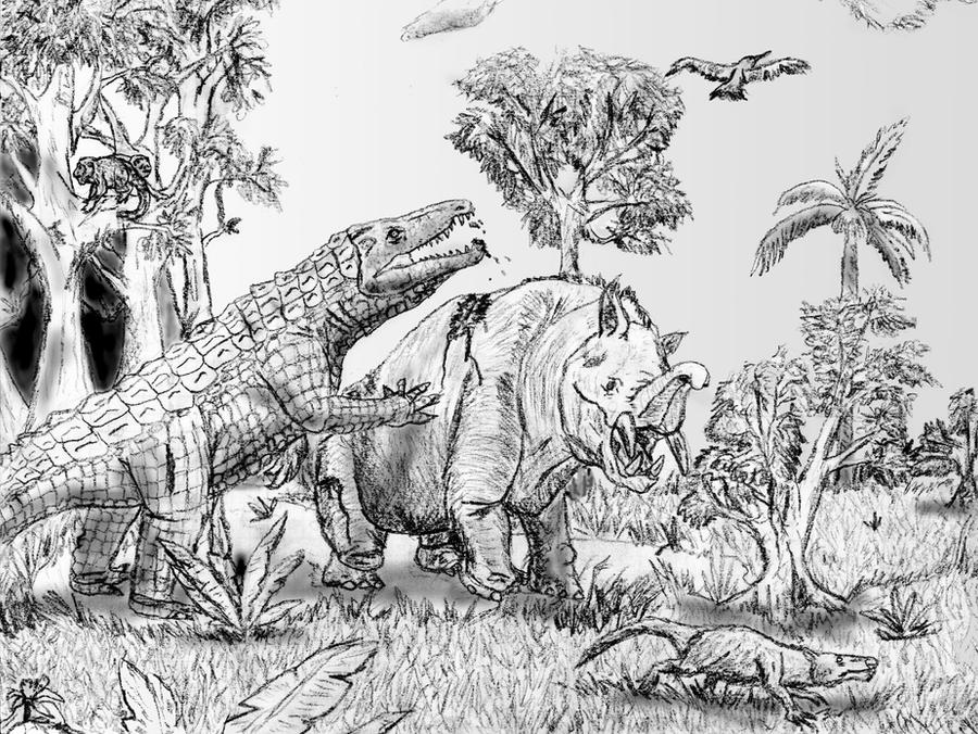 Return to the Triassic
