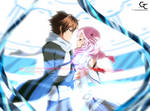 Shu and Inori: Release my soul