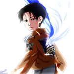 have you ever seen corporal levi s smile?