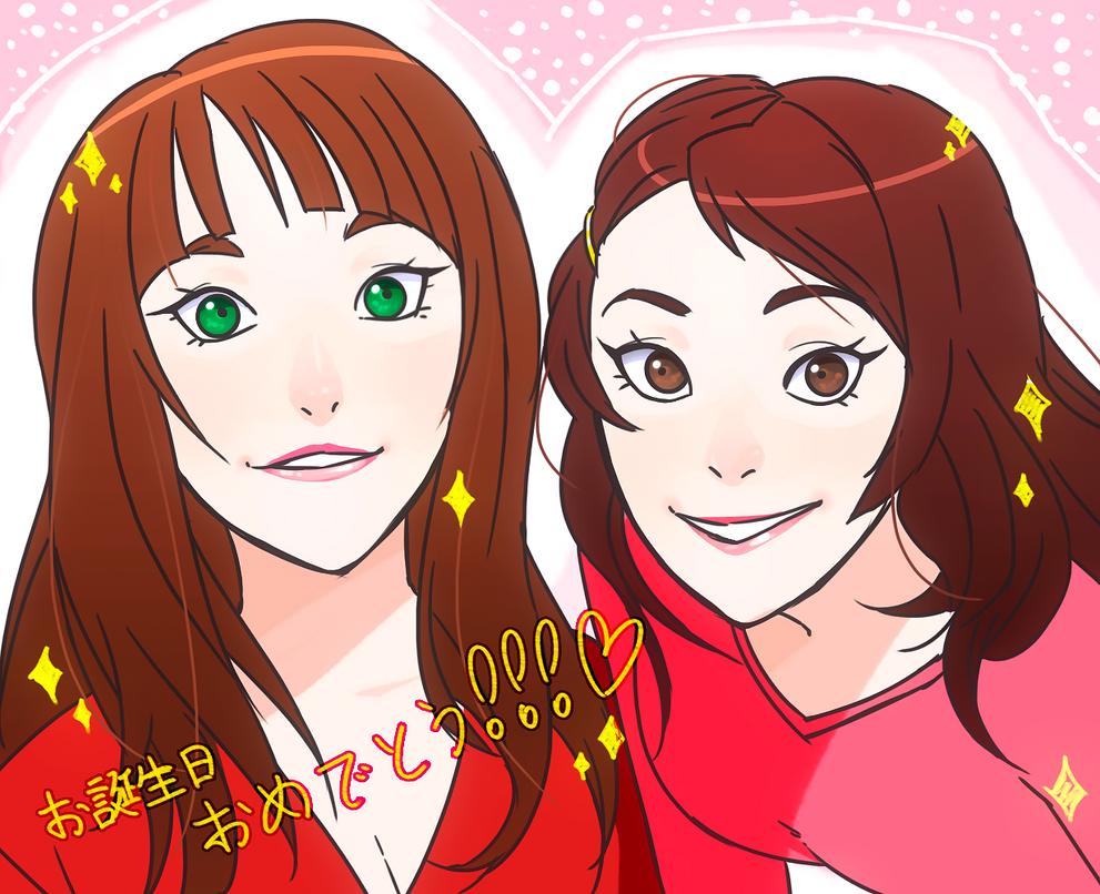 2virgos by wooyoona
