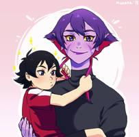 krolia and keith