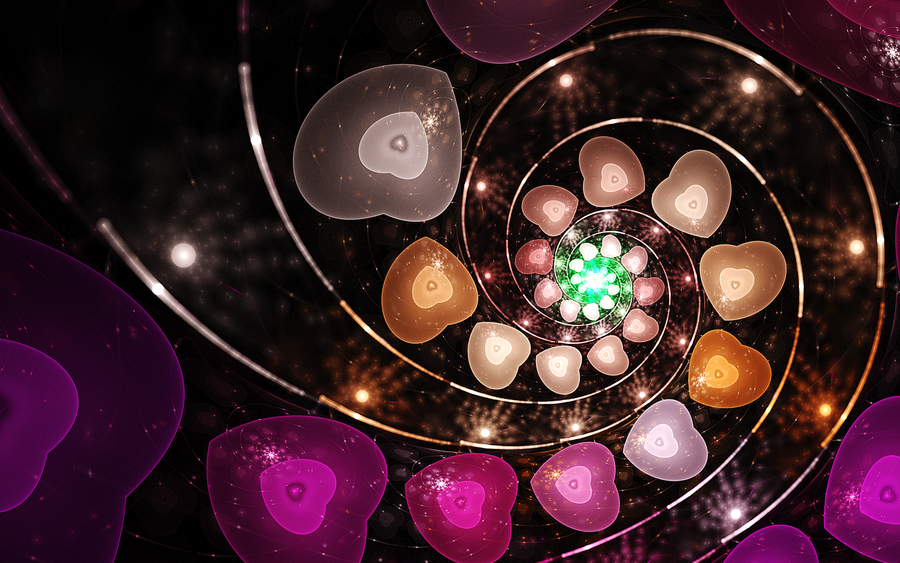 fractal telesthesia by fengda2870
