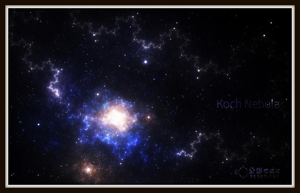 Koch Nebula by fengda2870