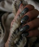 Nail Art 25 by LaraCb