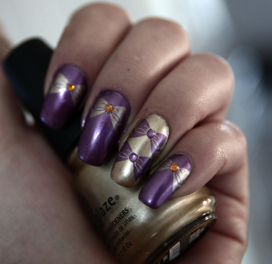 Nail Art 31 by LaraCb