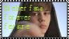 Bieber Fan Stamp by hob246