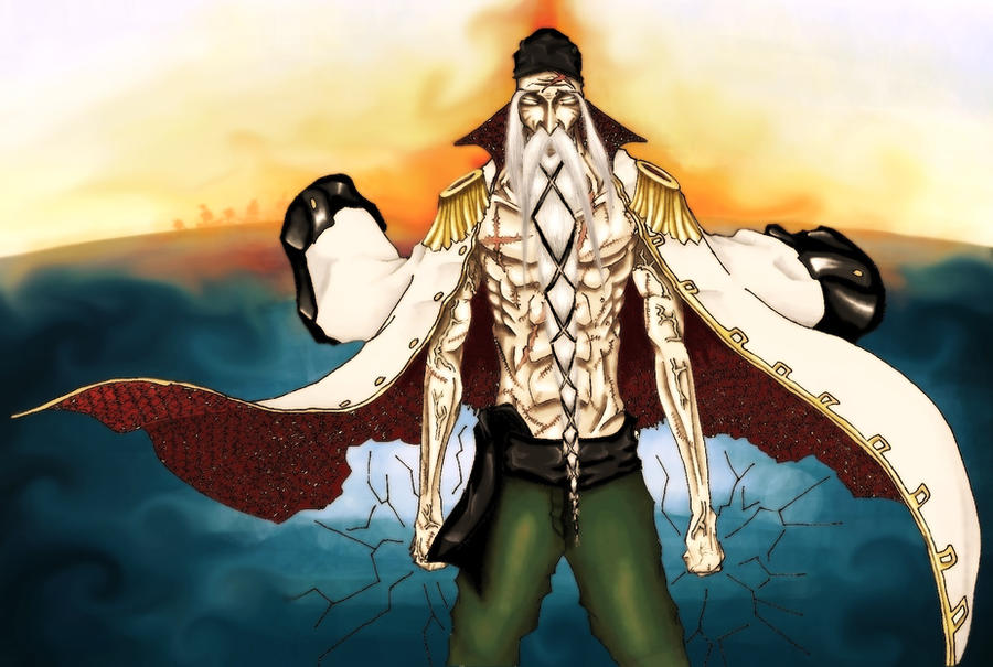Bleach Yamamoto Genryu...