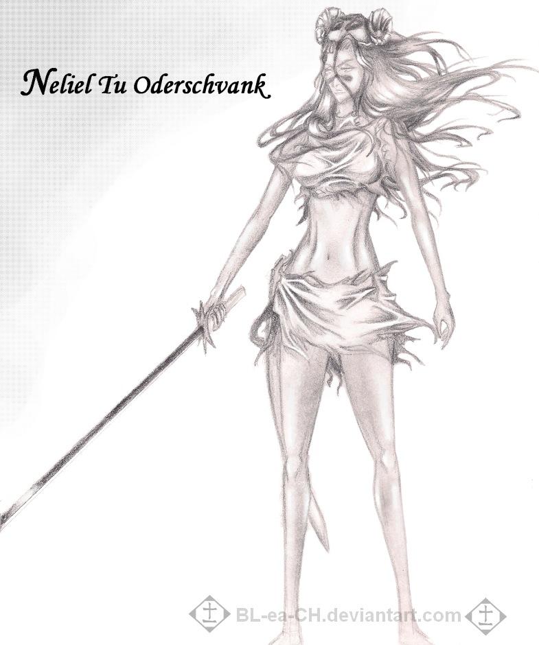 Neliel Tu Oderschvank Wallpaper: Bleach: Neliel Oderschvank By BL-ea-CH On DeviantArt