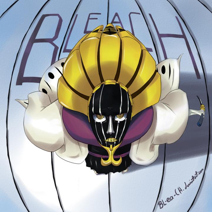 Epic Mayuri by BL-ea-CH