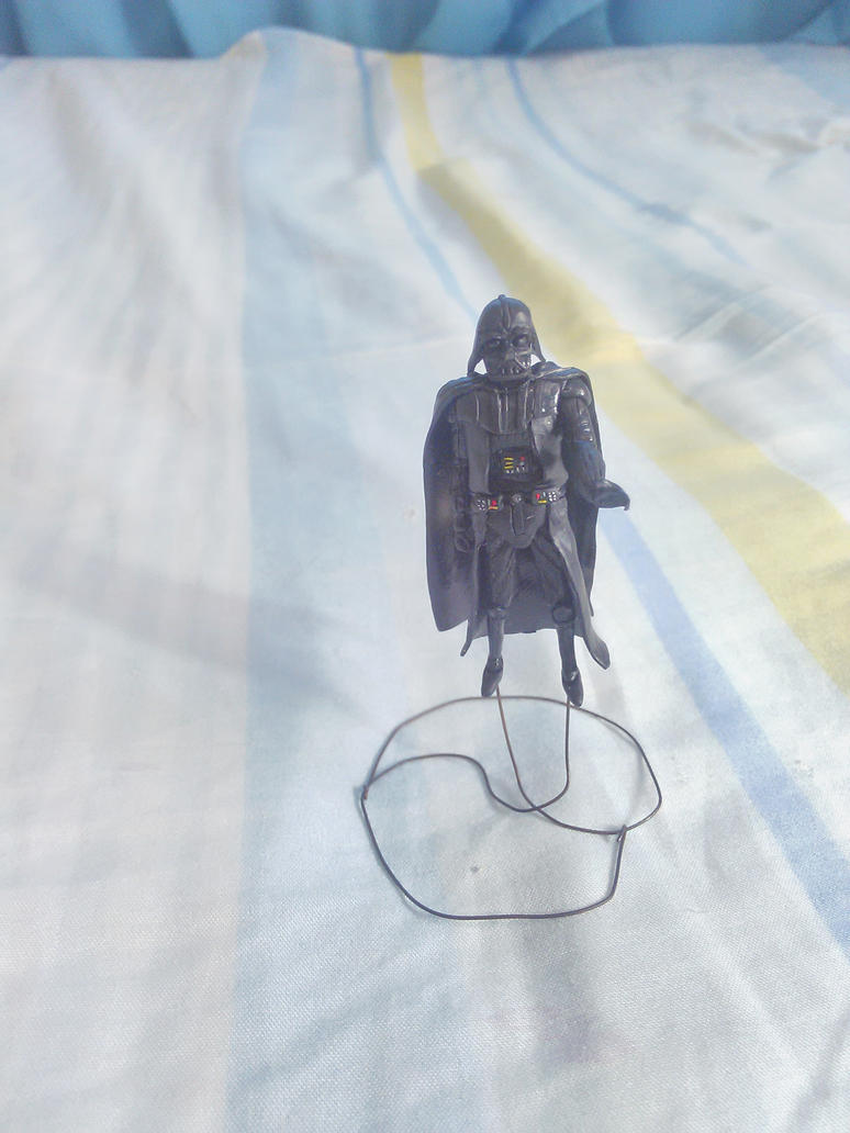 Darth Vader Action Figure by BL-ea-CH