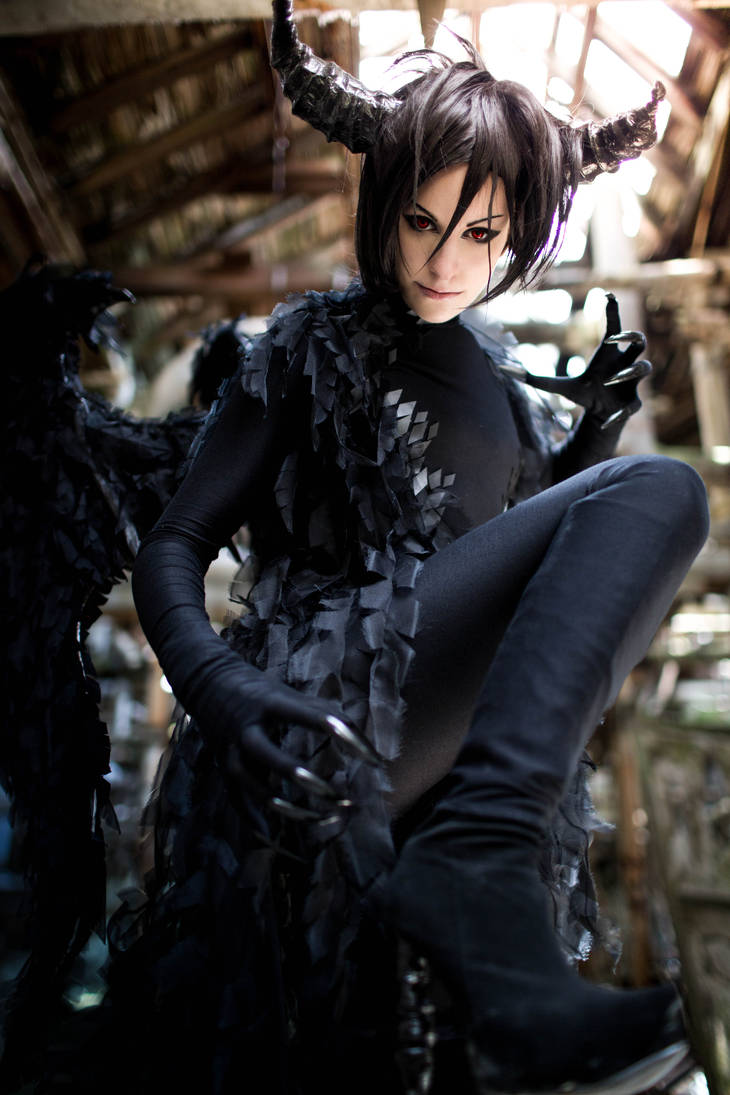 Sebastian Michaelis - I'm youre demon by RomaiLee