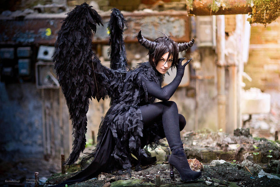 Sebastian Michaelis - Demon by heart by RomaiLee