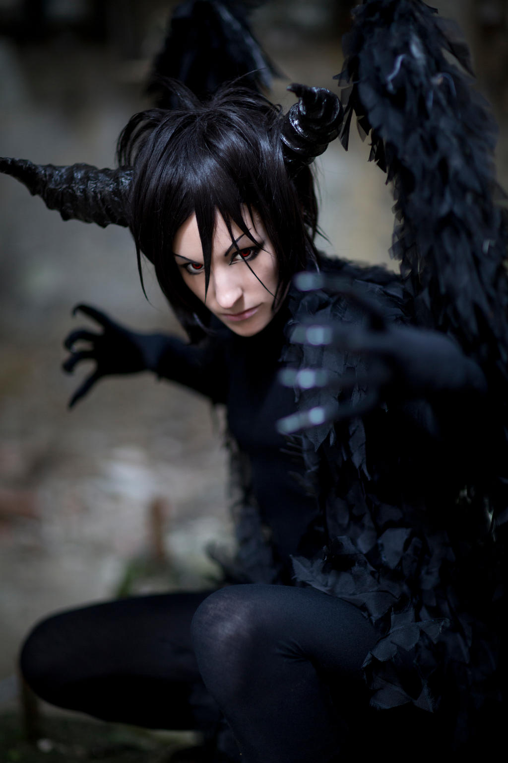 Sebastian Michaelis - Give me youre soul by RomaiLee on DeviantArt