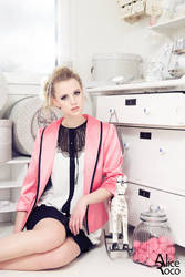 World of Shabby Chic - S/S 15 by RomaiLee