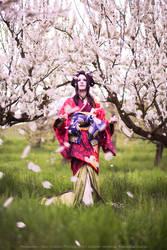Chizuru Yukimura - Cherry rain
