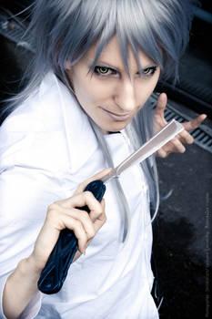 Makishima Shougo - Psycho-Pass