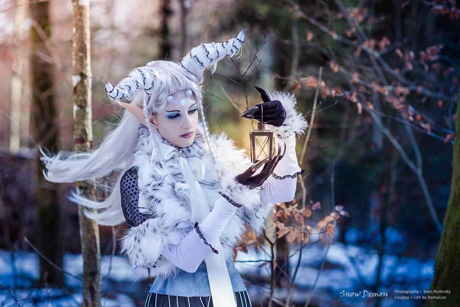 Snowdemon - Winter light