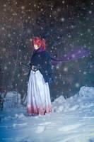 Rurouni Kenshin  - Forest Of Barriers by RomaiLee