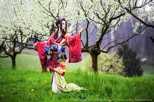 Chizuru - Spring by RomaiLee