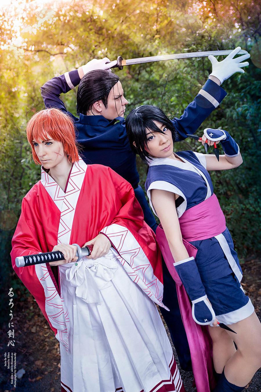 Rurouni Kenshin by RomaiLee