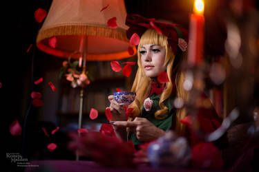 Rozen Maiden - Shinku by RomaiLee