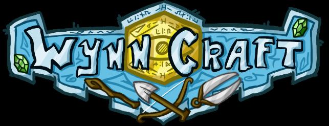 Minecraft - Wynncraft - Official Logo Update 2014 by TheYaminoTenshiFox