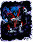 Hero 6:Nightcrawler color