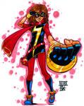 Hero 9: Ms Marvel
