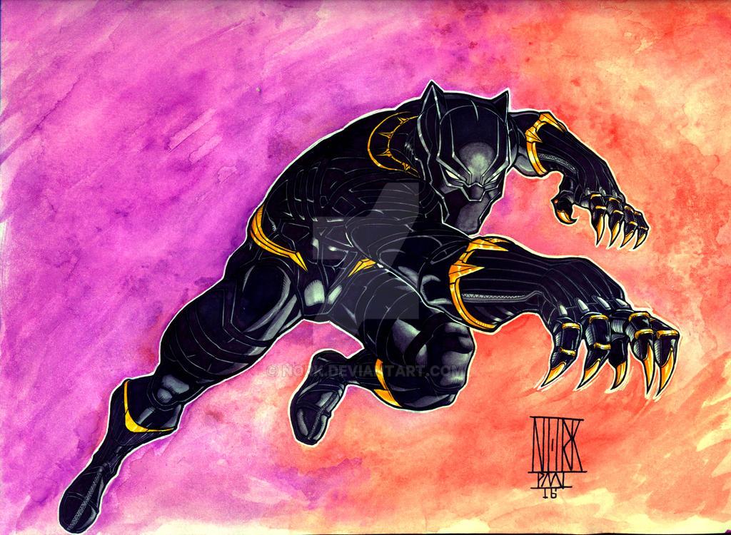Black Panther By Portela On Deviantart: Black Panther Favourites By SolarWorlder On DeviantArt