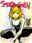Hero 14: Spider Gwen by nork