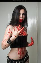 rifka blood1 by ladysivali-stock