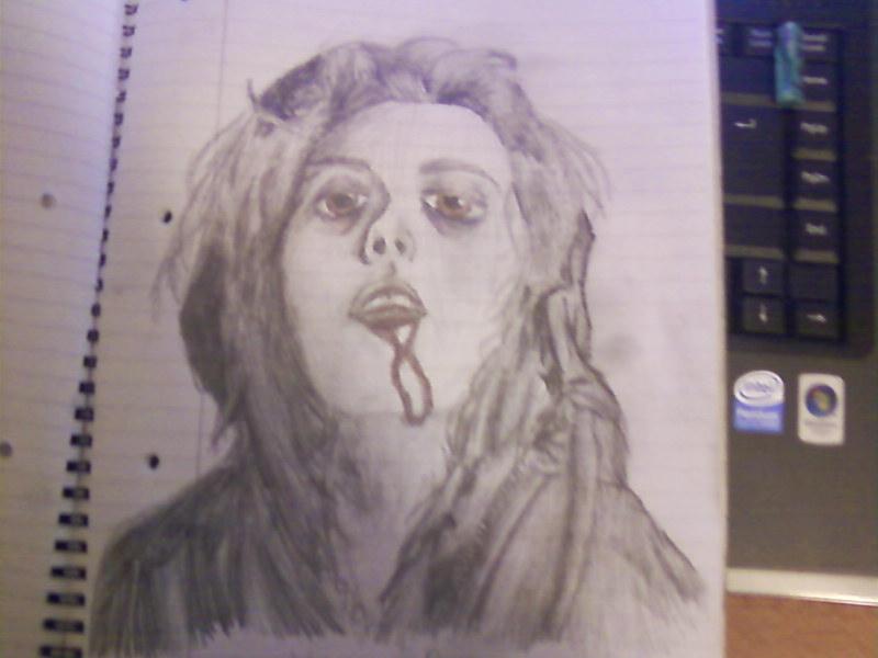 Bella Vampire by Flaming-Cheetah