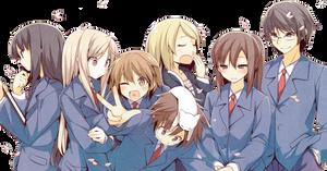Sakurasou no Pet na Kanojo - Render