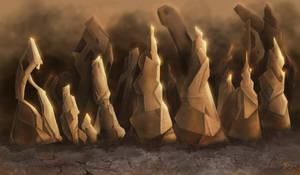Dust City Concept