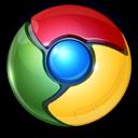 Google Chrome Icon by supaflji