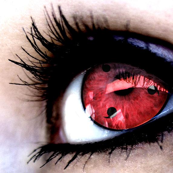 how to get sharingan eyes