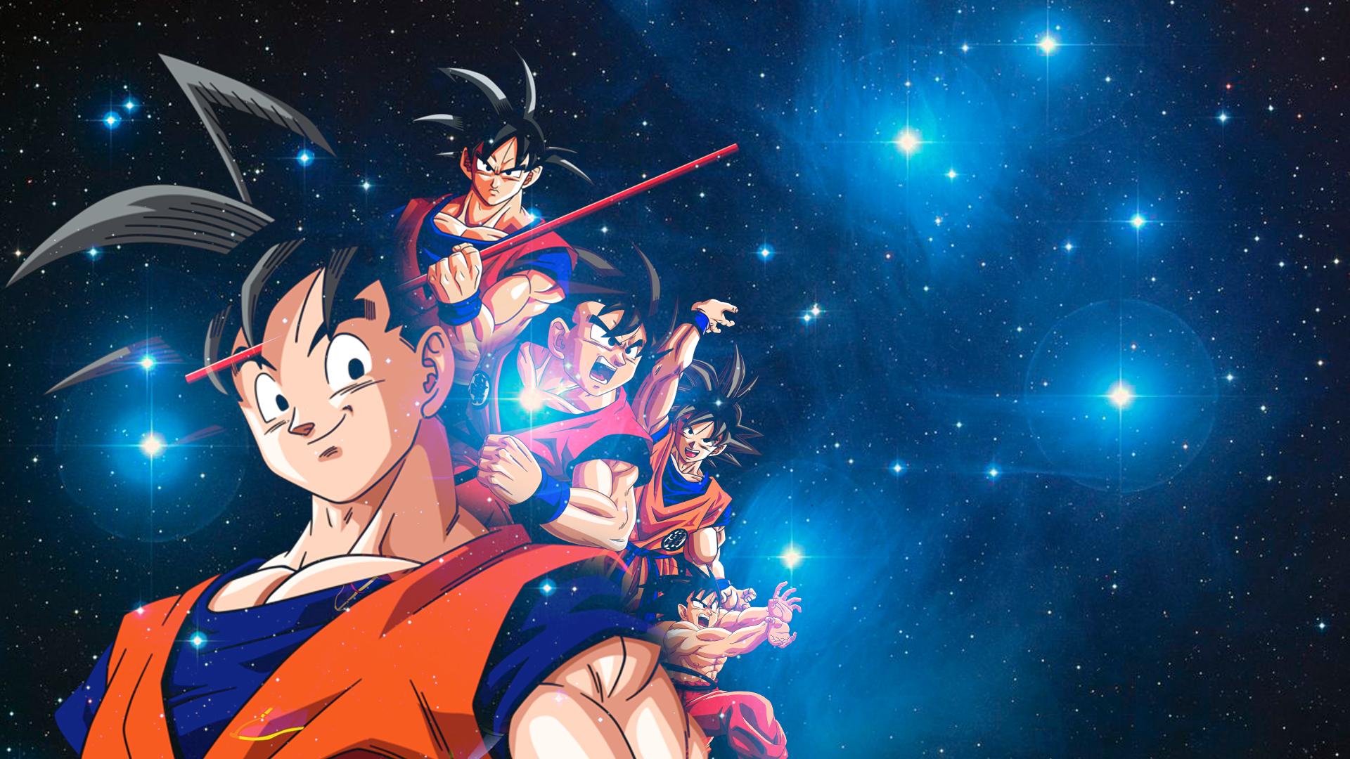 Goku Universal Hero 2 By Son Of Bardock On DeviantArt