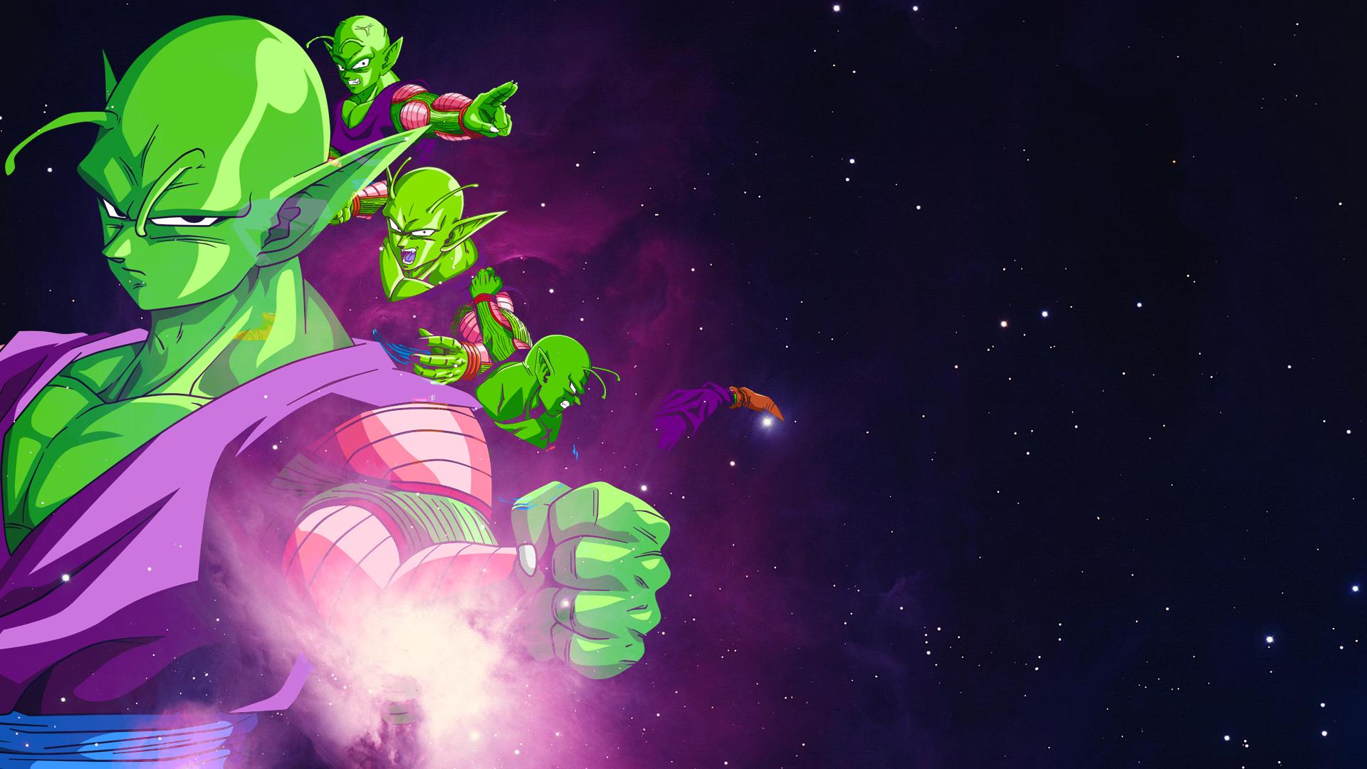 Piccolo Namekian Saviour By Son Of Bardock