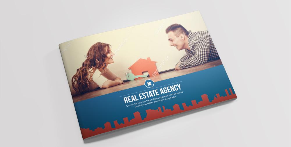 Real Estate Brochure by dotnpix