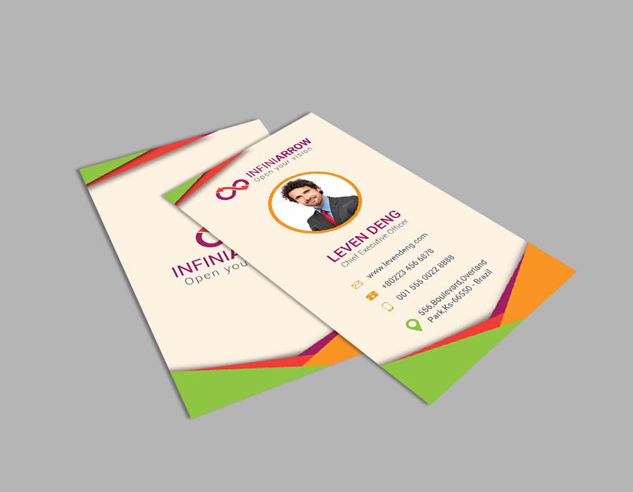 Multipurpose Business Card by dotnpix