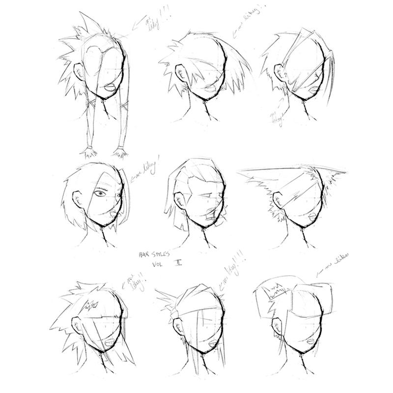 how to do new hair styles
