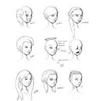 Hair Styles Vol 12
