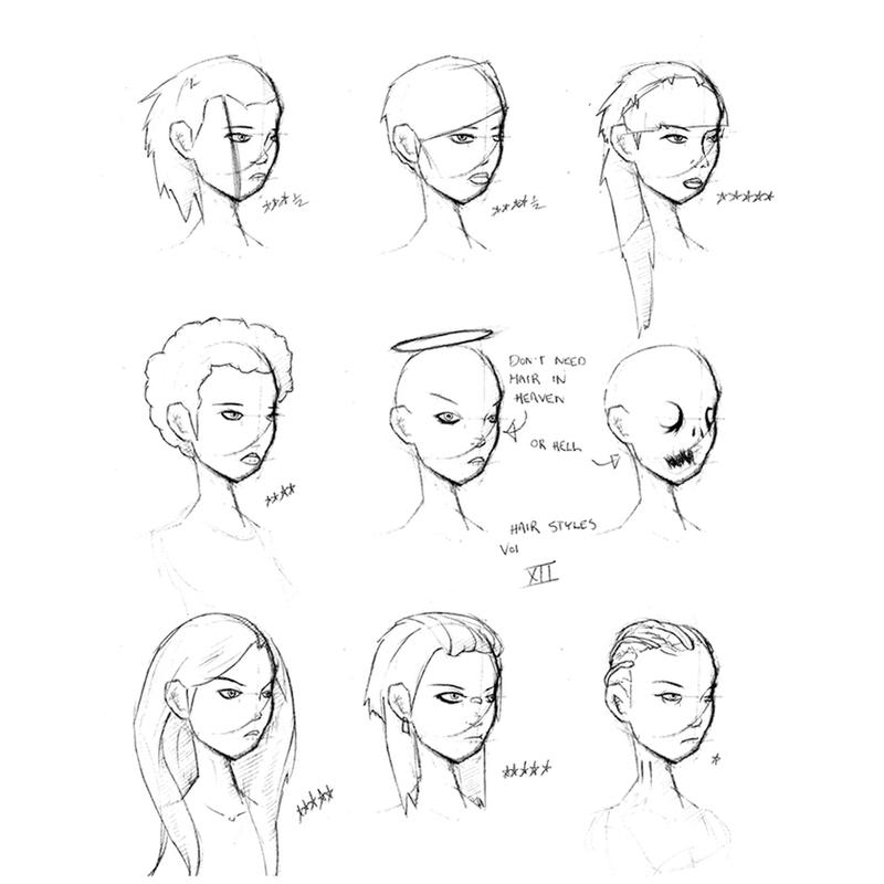 hair style for pulling hair up