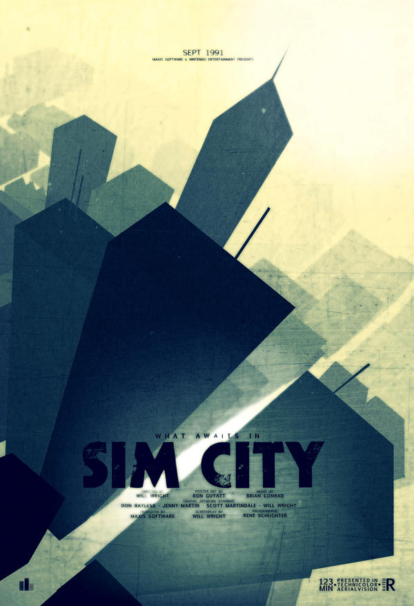 Sim City Classic by ron-guyatt