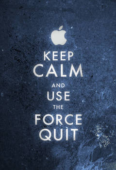 Keep Calm Mac User