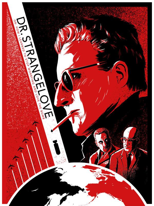 Dr Strangelove by ron-guyatt